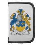 Escudo de la familia de Cramer Organizadores