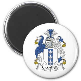 Escudo de la familia de Cranfield Iman
