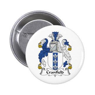 Escudo de la familia de Cranfield Pins