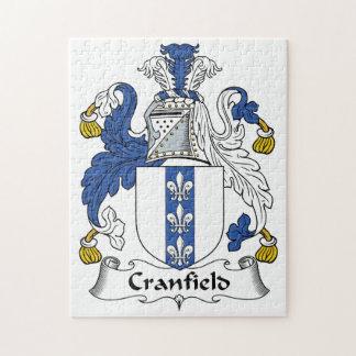 Escudo de la familia de Cranfield Puzzles