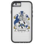 Escudo de la familia de Cranmer Funda De iPhone 6 Tough Xtreme