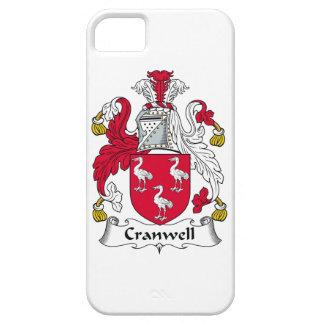 Escudo de la familia de Cranwell iPhone 5 Case-Mate Cárcasas
