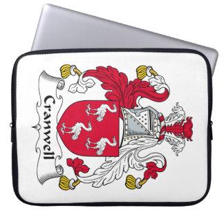 Escudo de la familia de Cranwell Funda Ordendadores