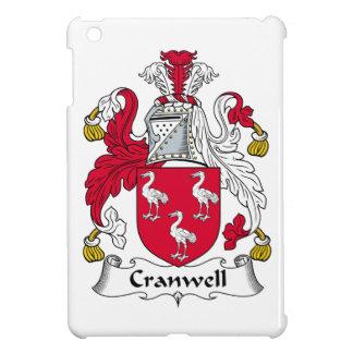 Escudo de la familia de Cranwell iPad Mini Cárcasas