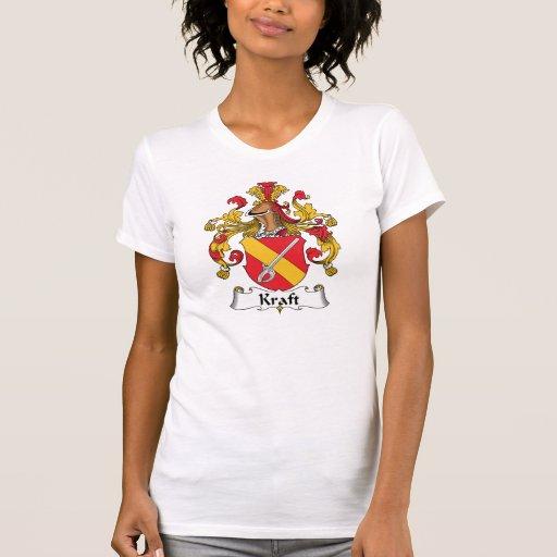 Escudo de la familia de Cratz Camisetas