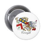 Escudo de la familia de Creagh Pins