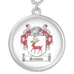 Escudo de la familia de Cremin Colgantes Personalizados