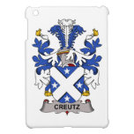 Escudo de la familia de Creutz iPad Mini Cobertura