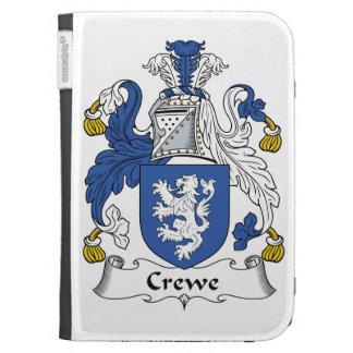 Escudo de la familia de Crewe