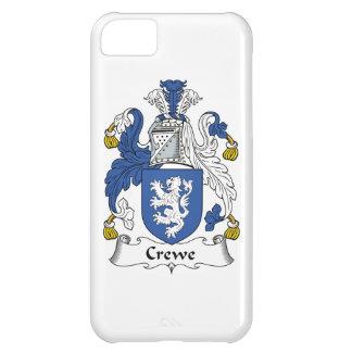 Escudo de la familia de Crewe Funda Para iPhone 5C