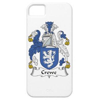 Escudo de la familia de Crewe iPhone 5 Funda