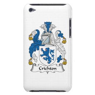 Escudo de la familia de Crichton Barely There iPod Protector