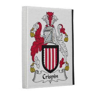 Escudo de la familia de Crispin