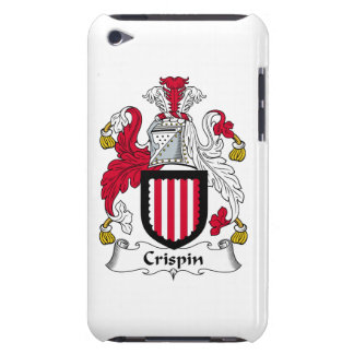 Escudo de la familia de Crispin iPod Case-Mate Cobertura