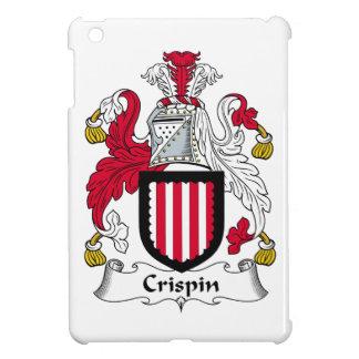 Escudo de la familia de Crispin iPad Mini Carcasas