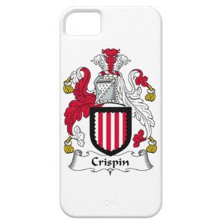 Escudo de la familia de Crispin iPhone 5 Protector