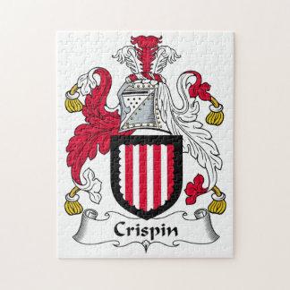 Escudo de la familia de Crispin Puzzle