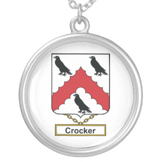 Escudo de la familia de Crocker Collar