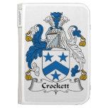 Escudo de la familia de Crockett