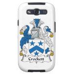 Escudo de la familia de Crockett Galaxy SIII Protector