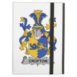 Escudo de la familia de Crofton