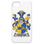 Escudo de la familia de Crofton iPhone 5 Case-Mate Carcasa