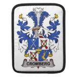 Escudo de la familia de Cromberg Mangas De iPad