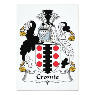 Escudo de la familia de Cromie