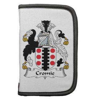 Escudo de la familia de Cromie Planificadores