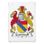 Escudo de la familia de Cromwell iPad Mini Coberturas
