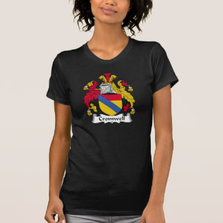 Escudo de la familia de Cromwell Camiseta