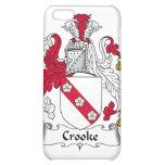 Escudo de la familia de Crooke