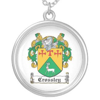 Escudo de la familia de Crossley Grímpola