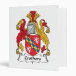 Escudo de la familia de Crothers