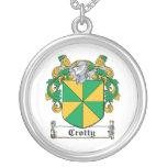 Escudo de la familia de Crotty Grimpolas Personalizadas