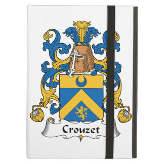 Escudo de la familia de Crouzet