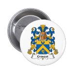 Escudo de la familia de Crouzet Pin