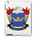 Escudo de la familia de Crowninshield