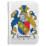 Escudo de la familia de Crowther