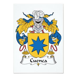 Escudo de la familia de Cuenca Comunicado