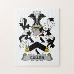 Escudo de la familia de Cullen Puzzles