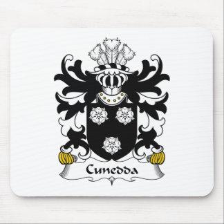 Escudo de la familia de Cunedda Alfombrillas De Ratón