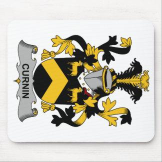 Escudo de la familia de Curnin Tapete De Ratón