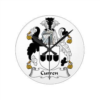 Escudo de la familia de Curren Relojes
