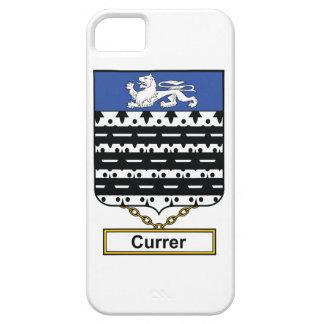 Escudo de la familia de Currer iPhone 5 Fundas