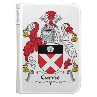 Escudo de la familia de Currie