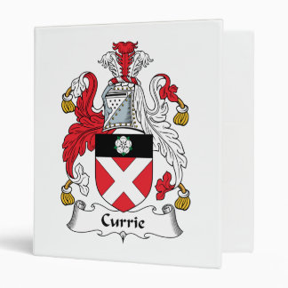 """Escudo de la familia de Currie Carpeta 1"""""""