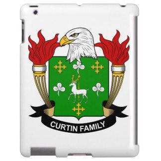 Escudo de la familia de Curtin
