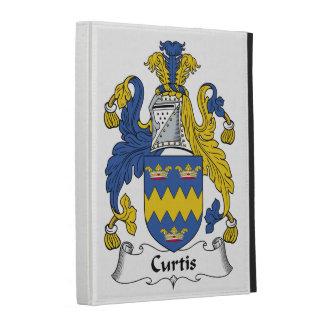Escudo de la familia de Curtis