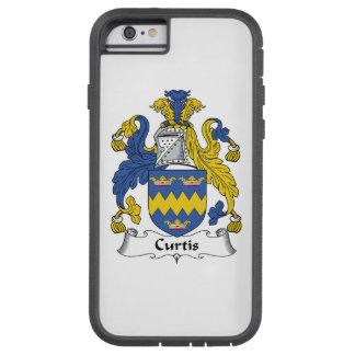 Escudo de la familia de Curtis Funda De iPhone 6 Tough Xtreme